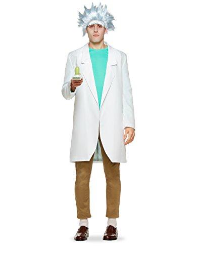 Spirit Halloween Adult Rick Costume - Rick and -