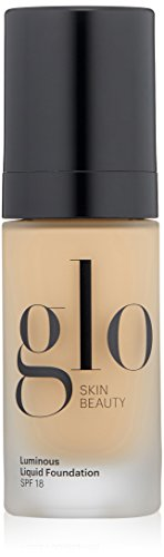 gloMinerals Luxe Liquid Foundation, Brulee, 1 Ounce