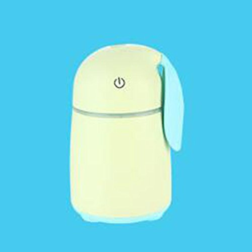 Humidifiers Usb Home Mini Creative Aromatherapy Machine Oxygen Bar Air Purifier Desk Office Bedroom Green