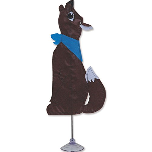 Premier Kites 21205 Decorative Zany Pal Flag, Coyote, -