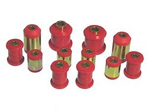 Prothane 18-302 Red Rear Control Arm Bushing Kit