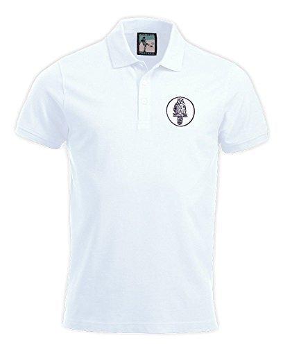 Camiseta tipo Polo Old School 1057b77554ea4