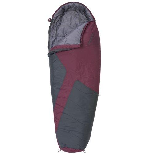 Kelty WMNS Mistral 20-Degree Right Hand Sleeping Bag (Regular), Outdoor Stuffs