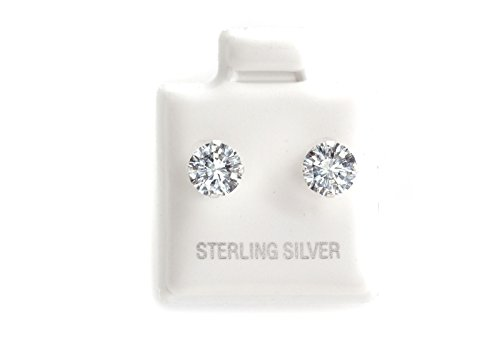 sterling-925-silver-earring-with-cubic-zirconia-clear-white-cz-stone-600-mm-075-ct-diamond-weight-to