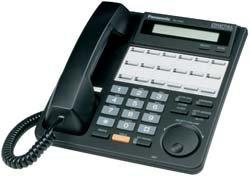 Td Telephone Systems Kx (Panasonic KX-T7431 Phone Black)
