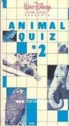 Amazon com: Animal Quiz #2 (Walt Disney): Bill Burrud