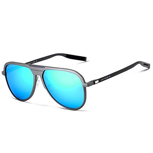 para Masculinas black Aluminio Gafas del Gafas Magnesio Sol Sol De De Mujeres Gafas pink Hombres Los De Polarizadas FKSW Accesorios Hombres Sol Gafas De De nxqHapRgnw