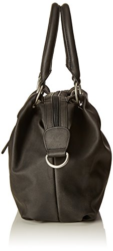 s.Oliver (Bags) 39.711.94.6047 - Bolsos bandolera Mujer Negro (Black/schwarz)