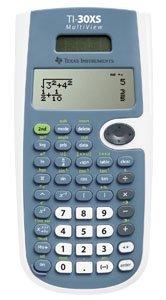 TEXAS TI-30XSMV 4-LINE DUAL PWR SCIENTIFIC CALC - TEXAS INSTRUMENT OEM Calculators