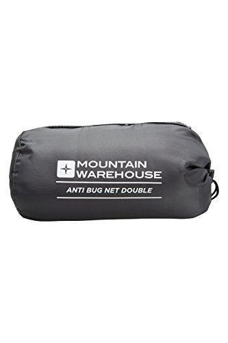 (Mountain Warehouse Vacation Bug Net - Fine Honeycomb Netting White)