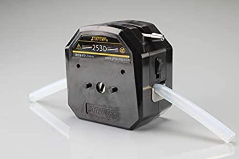 253D Easy Load Peristaltic Pump Head Large Flow for