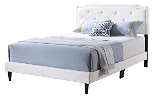 Glory Furniture 1118-KB-UP Bed - All in One Box King White