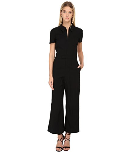 Red Valentino Women's Tuta Jumpsuit, Nero, 38 (US 0) for sale  Delivered anywhere in USA