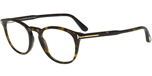 Montures Optiques Tom Ford FT5401 C51 52A (dark havana / )
