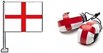 Bandera de Inglaterra y mini guantes de boxeo Pack combo: Amazon.es: Deportes y aire libre