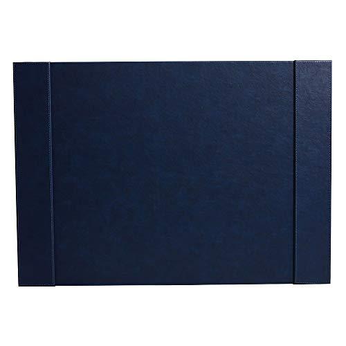 Staples 2741555 Desk Pad Faux Leather - Accessories Desk Leather Faux