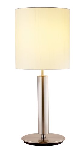Adesso Round Table Lamp - Adesso 4173-22 Hollywood Table Lamp, 27