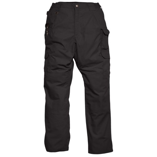 (5.11 Women's TACLITE PRO Tactical Pants, Style 64360, Black, 6/Regular)