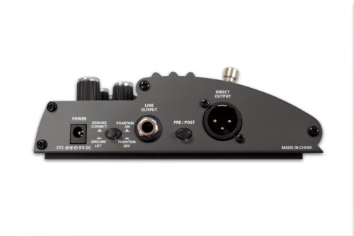 hartke vxl bass attack pre amp direct box buy online in uae musical instruments products in. Black Bedroom Furniture Sets. Home Design Ideas