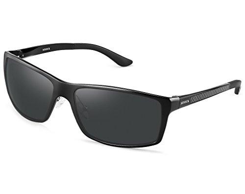 Wayfarer Polarized Sunglasses Women Men - Metal Frame UV 400 Anti Glare - Sunglasses 400 Uv