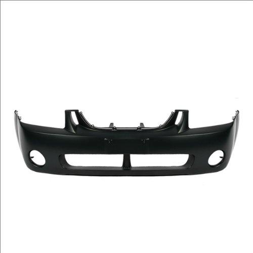 CarPartsDepot, Front Bumper Cover Primed Black Plastic Replacement, 352-27748-10-PM KI1000127?865112F000?