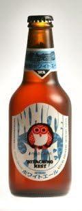 Japan beer 日本ビール 常陸野ネストビール ホワイトエール 330ml/24本hn White Ale お届けまで20日ほどかかります