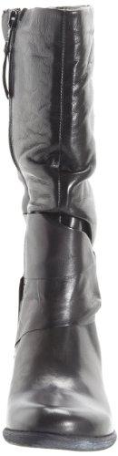 NINE WEST - Damenschlinge Zurück Sandalen NWSIEBERT DARK GREY Hacke: 10.5 cm