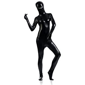 - 31k2i5qXrrL - Unisex Skin-tight Spandex Full Bodysuit for Adults and Children