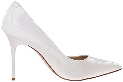 Bianco 20 Donna Pat white Con wht Pleaserclassique Scarpe Tacco qSUZAxXww