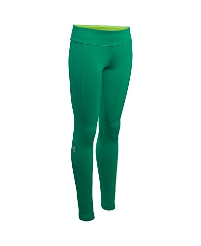 Under Armour Girls' UA Rally Legging Youth Small Persain by Under Armour
