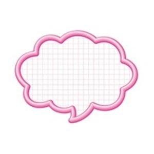 (業務用100セット) タカ印 抜型カード 16-4192 吹出大 ピンク 50枚 生活用品 インテリア 雑貨 文具 オフィス用品 その他の文具 オフィス用品 14067381 [並行輸入品] B07GTWKR42