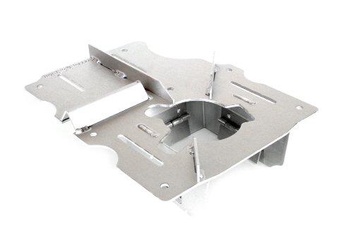 Track Circle Pan Oil (Improved Racing EGM-200 Trap Door Oil Pan Baffle for GM LS Engines)