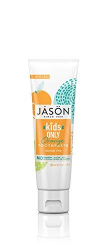 JASON Kids Only, Orange Toothpaste, 4.2 Ounce