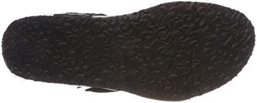 Black Kombi 282991 Sz Think Yogeh 09 Sz Women's Kombi 09 Gladiator Sandals 7qXqxA