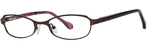 Lilly Pulitzer Lunettes Darcia Marron 50MM