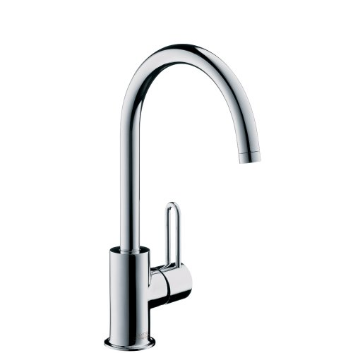 Axor 38030001 Uno Single Hole Faucet High Spout in Chrome