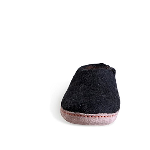 brown Slipper Black Gr Glerups Model Unisex TqFX00