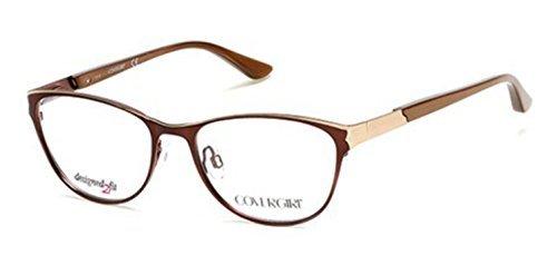 Cover Girl CG0456 Eyeglasses 54 049 Matte Dark - Eyewear Covergirl