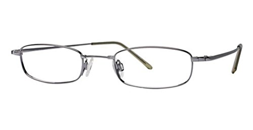 583696f371 Flexon Flexon 617 Eyeglasses 035 Steel Demo 49 20 145