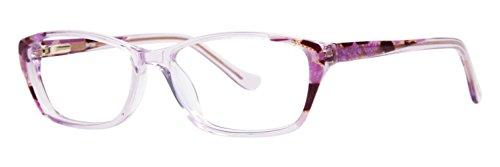 KENSIE Eyeglasses ETHREAL Lavender 50MM