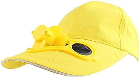 AIAIⓇ Ventile el Sombrero, Gorra de béisbol de Pesca Deportiva al Aire Libre, Gorra de Golf con Ventilador Solar, Gorra con Ventilador: Amazon.es: Hogar