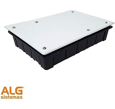 Solera 5530 - Caja empalme y derivación. Para instalación empotrada. Con separadores tipo europeo: Amazon.es: Bricolaje y herramientas