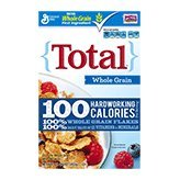 Total Whole Grain Cereal - General Mills Total Whole Grain Cereal, 16 oz (Pack of 6)