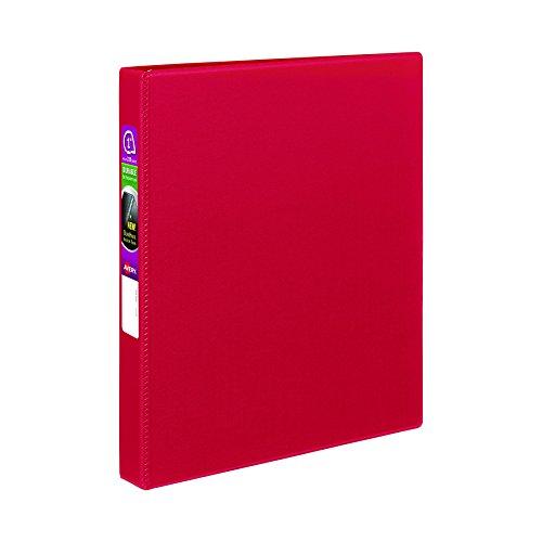 Red Binder - 7