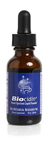 - Bio-Botanical Research Biocidin Liquid, Potent Broad-Spectrum Botanical Combination, 30ml