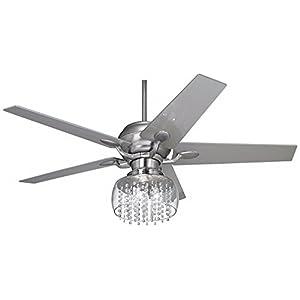 Crystal Ceiling Fan
