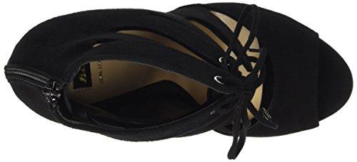 BATA 7236956 - Zapatos de Tacón Mujer Negro (Nero)
