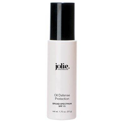 Jolie Oil Defense Protection SPF 15 Moisturizer- Oily/combination Skin