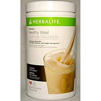Herbalife Formula 1 Healthy Meal Nutritional Shake Mix: Cookies n Cream 750 g