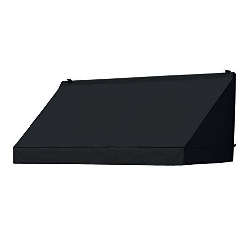 Door Canopy in a Box 3020939 Classic Door Canopy, 4' , Ebony by Door Canopy in a Box